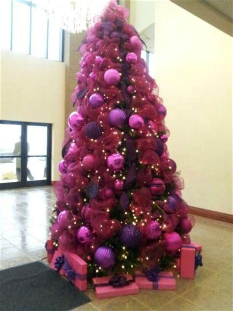 top purple christmas trees decorations christmas