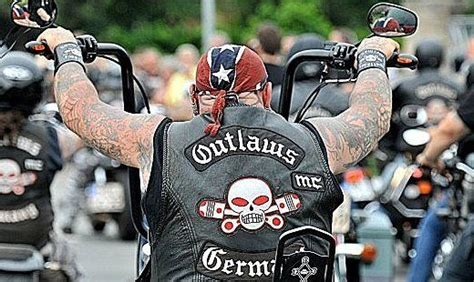 22 Best Outlaws Mc Images On Pinterest