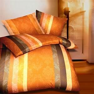 Bettwäsche 200x200 Ebay : kaeppel jersey bettw sche 200x200 cm over dessin 24074 baumwolle orange braun ebay ~ Eleganceandgraceweddings.com Haus und Dekorationen