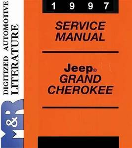 1997 Jeep Grand Cherokee Zg Service Shop Manual