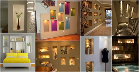 Decorative Wall Niches That Will Spice Up Your Home