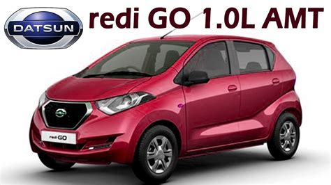 Datsun Go Backgrounds by Datsun Redi Go 1 0 Ltr Amt Price Specifications