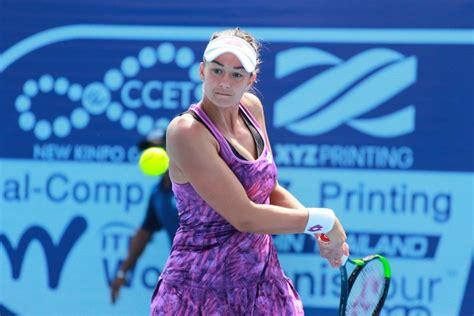 สาวดัตช์คว่ำมือหวดฮ่องกงผงาดแชมป์เทนนิสอาชีพแคล-คอมพ์ฯ