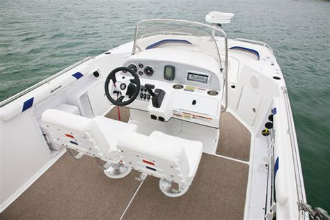Hurricane Boats Center Console by Ss 231 Ob Center Console Hurricane Deck Boats
