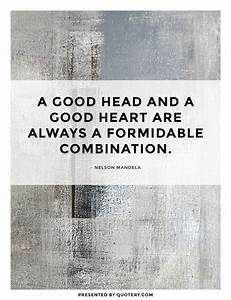 GOOD HEART Quotes Like Success