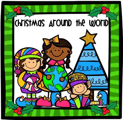 a teacher s idea christmas around the world
