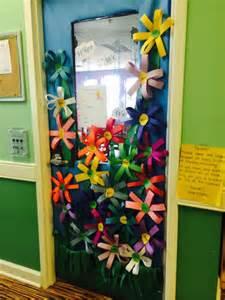 spring classroom door work work work pinterest