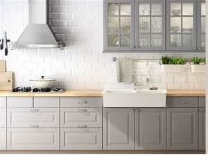Grey Ikea Kitchen! Kitchen & Dining Room Pinterest