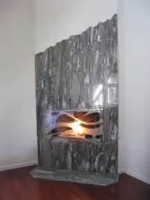 Waterfall Fireplace