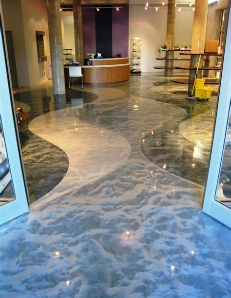 ideas  floor coatings  pinterest garage