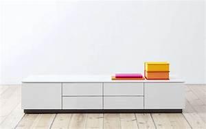 Lowboard 240 Cm : voice arctic lowboard 240 cm breit mit 4 schubladen ~ Eleganceandgraceweddings.com Haus und Dekorationen