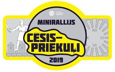 Cēsis - Priekuļi 2019 - Minirallijs