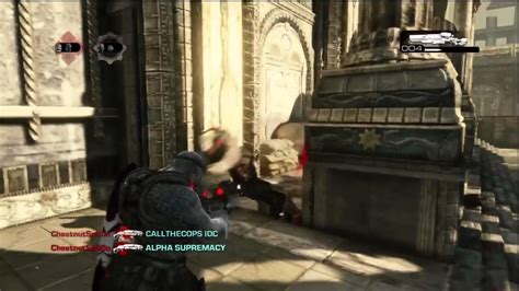 Kaos Pzycho Old Skool Gears Of War 3 Montage (unedited