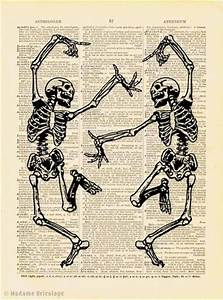 Danse macabre, Macabre and Skeletons on Pinterest