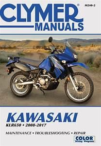 Kawasaki Klr650 Motorcycle  2008