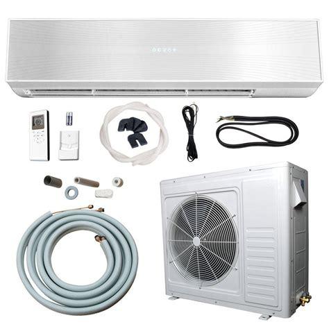 ramsond 24 000 btu 2 ton ductless mini split air conditioner and heat 220v 60hz 74gw2