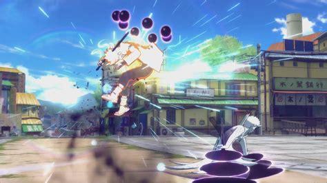 Naruto Shippuden Ultimate Ninja Storm 4 Screenshots