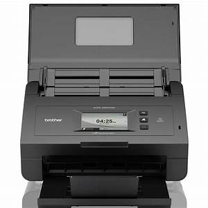 brother ads2600we desktop scanner staplesr With scan large documents staples