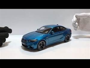 Bmw M2 1 18 : blue bavarian gt spirit 1 18 bmw m2 youtube ~ Jslefanu.com Haus und Dekorationen