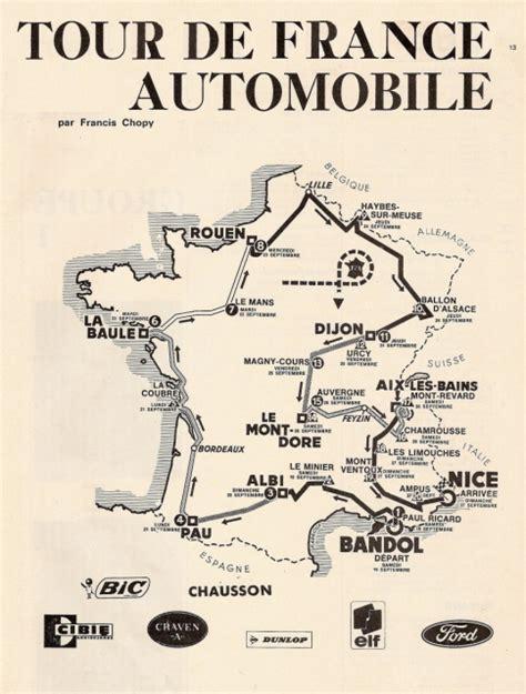 tour de auto tour de auto 1970 la mopi strahm