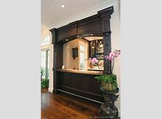 THIS ONE'S ON THE HOUZZ A TOUR OF HOME BARS Beautiful