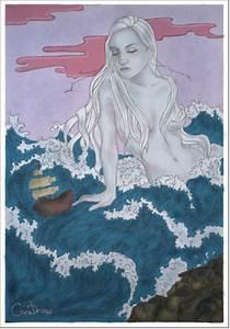 Information About Calypso Greek Mythology Symbol