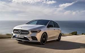 Nouvelle Mercedes Classe B : premier essai mercedes classe b 2019 monospace mohican l 39 automobile magazine ~ Nature-et-papiers.com Idées de Décoration