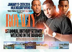 7days7nights.com - Power 105 DJ Self Royalty Weekend ...