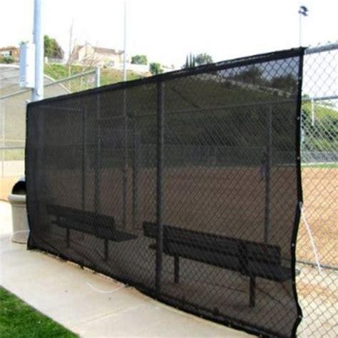 12 x 20 black shade net mesh screen garden patio rv