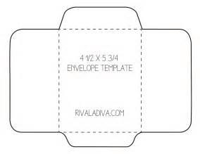 DIY Envelope Template