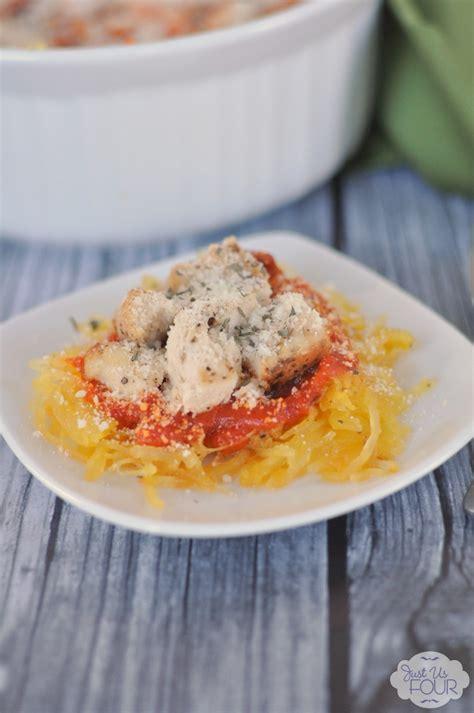 chicken parmesan spaghetti squash food contributor chicken parmesan spaghetti squash sugar bee crafts