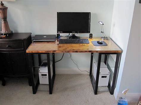 diy standing desk classroom 20 diy desks that really work for your home office