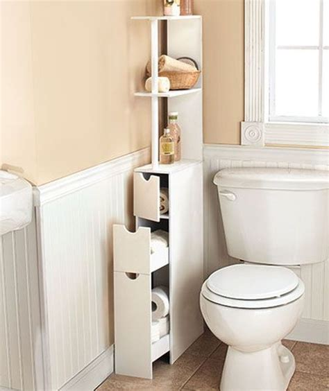 10 Ways To Creatively Add Storage To Your Bathroom