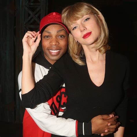 Taylor Swift's BFF Todrick Hall Reveals His