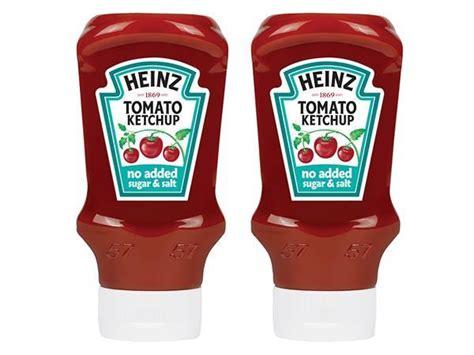 Heinz unveils its first No Added Sugar & Salt Tomato ...