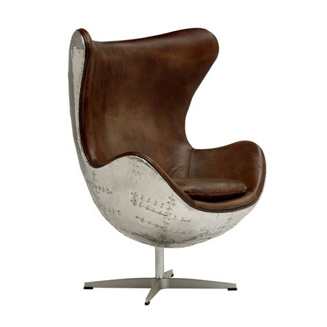 Furniture Brown Leather Swivel Chair With Steel Base by Cool Contemporary Wing Chairs Hd9e16 Tjihome