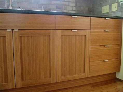 Choosing Bamboo Cabinets