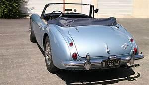 voiture de collection austin healey a vendre With couleur de peinture bleu 16 voiture de collection austin healey 224 vendre