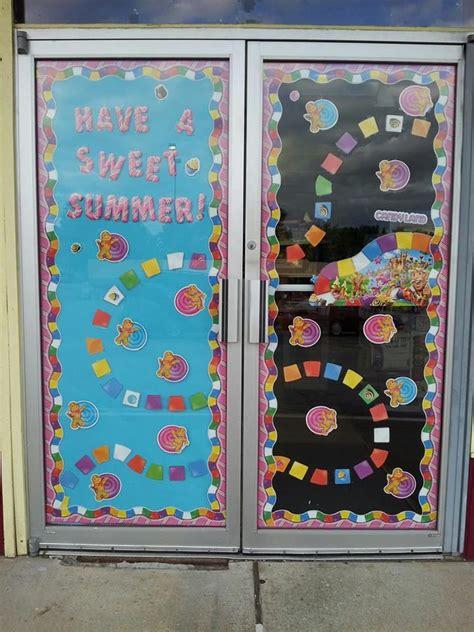 candy land bullentin board set  bulletin board