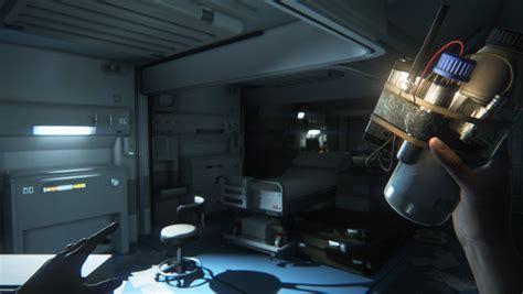 Alien Isolation Review Giant Bomb
