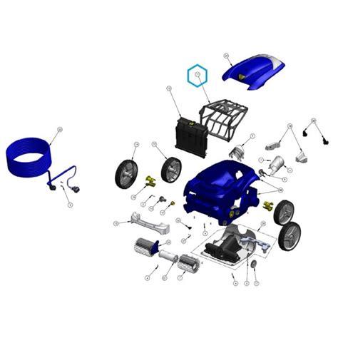 filtre ec pour robot zodiac vortex 3 et vortex 4 mad piscine