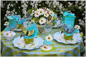Butterfly Mother's Day Luncheon | Pizzazzerie