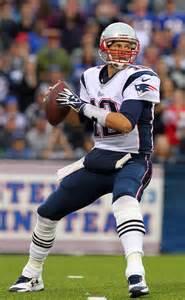 Tom Brady Patriots Throwing