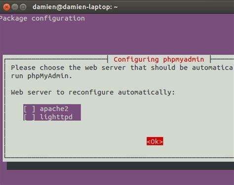 install lemp server  ubuntu precise