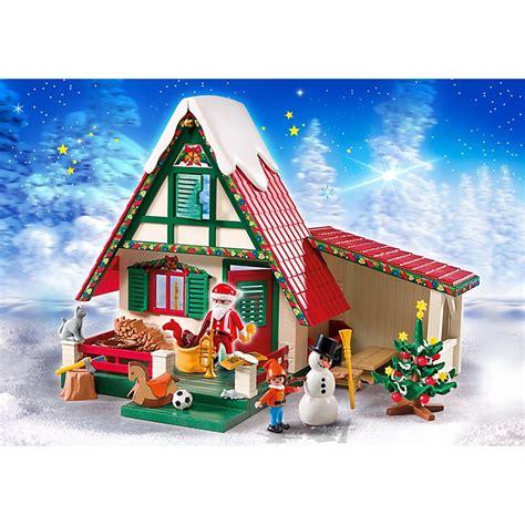 playmobil santa s home 5976 iwoot