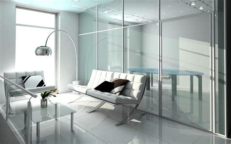 bureau de change business plan waiting room white interior design wallpaper tri
