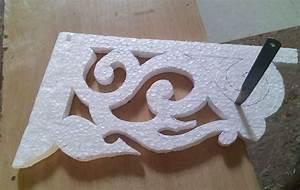 Simple DIY Make Thermocol Temple Craft Tutorial - Craft