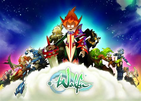 Wakfu Anime Wallpaper - wakfu strategy mmo rpg adventure fighting