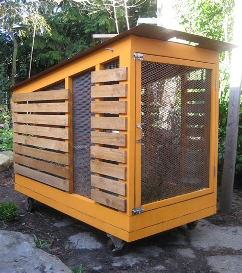 Chicken House Designs by Chicken House Plans How To Build A Chicken Ark