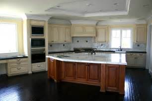 Inspiring Granite Designs For House Photo by White Kitchen Cabinets Granite Countertops Pictures